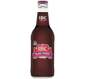 IBC Black Berry Soda - Sweets and Geeks