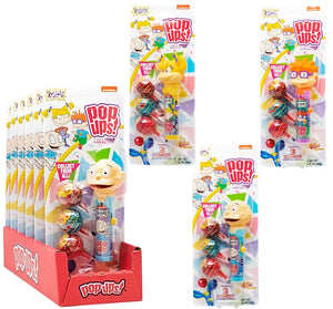 POP-UPS RUGRATS BLISTER PACK - Sweets and Geeks
