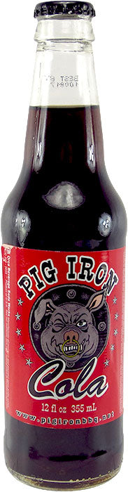 Pig Iron Cola - Sweets and Geeks