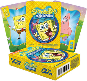 Spongebob Squarepants Playing Cards - Sweets and Geeks