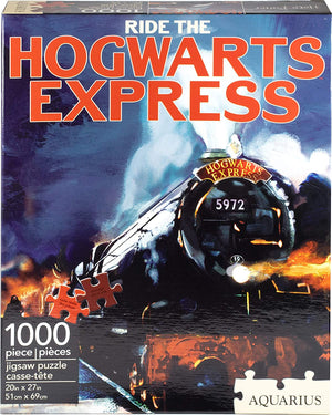 Harry Potter Hogwarts Express 1000 Pc Jigsaw Puzzle - Sweets and Geeks