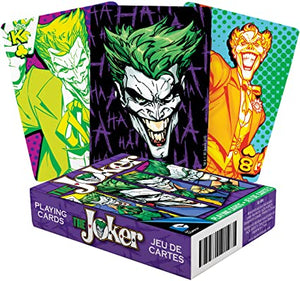 The Joker Playing Cards - Sweets and Geeks