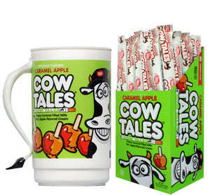 Caramel Apple Cow Tales - Sweets and Geeks