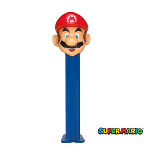 Pez Blister Pak - Nintendo - Sweets and Geeks