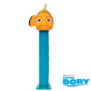 PEZ BLISTER PACK - FINDING NEMO (FINDING DORY ASSORT) - Sweets and Geeks