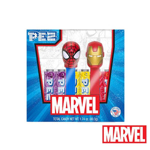 Marvel Avengers PEZ Twin Set - Sweets and Geeks
