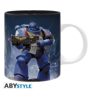 Warhammer 40K - Indomitus Mug, 11 oz. - Sweets and Geeks