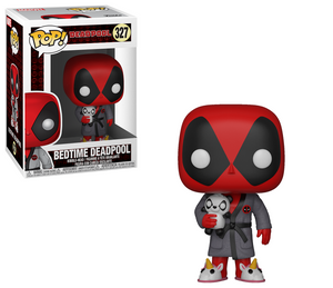 Funko Pop! Deadpool - Bedtime Deadpool #327 (Item #31118) - Sweets and Geeks