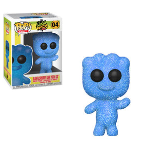 Funko Pop! Sour Patch Kids - Blue Raspberry Sour Patch Kid #4 - Sweets and Geeks