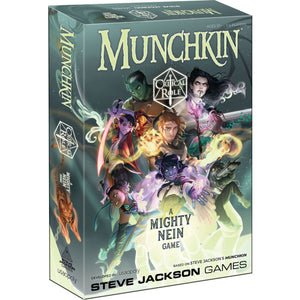 Munchkin: Critical Role - A Mighty Nein Game - Sweets and Geeks