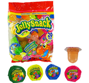 JELLY SNACKS MINI JELLY BAG - 10.56 oz - Sweets and Geeks
