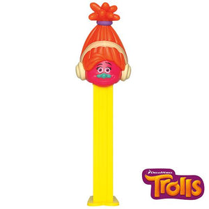 PEZ BLISTER PACK - TROLLS - Sweets and Geeks