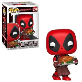 Funko Pop! Deadpool - Deadpool (Supper Hero) #534 - Sweets and Geeks