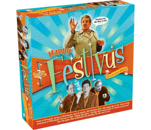 Seinfeld Festivus Board Game - Sweets and Geeks