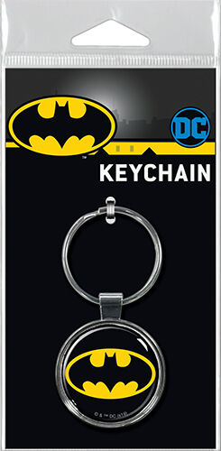 DC Comics Keychains - Sweets and Geeks