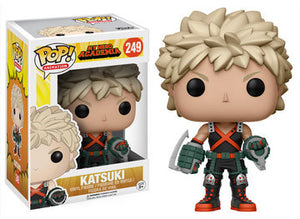 Funko Pop! My Hero Accademia - Katsuki #249 - Sweets and Geeks