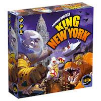 King of New York - Sweets and Geeks
