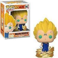 Funko Pop! Dragonball Z - Majin Vegeta (Powering Up) #862 - Sweets and Geeks