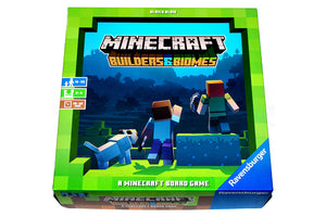 Minecraft Board Game - Sweets and Geeks