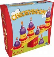 RENTAL GAME: ChickyBoom - Sweets and Geeks