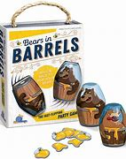Bears in Barrels - Sweets and Geeks