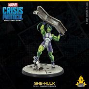 Marvel Crisis Protocol: She-Hulk - Sweets and Geeks