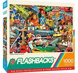 Toyland 1000pc Puzzle - Sweets and Geeks
