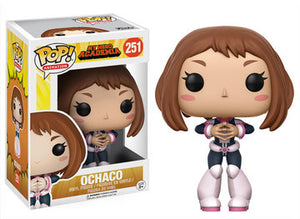 Funko Pop! My Hero Academia - Ochaco #251 - Sweets and Geeks