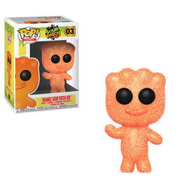 Funko Pop! Sour Patch Kids - Orange Sour Patch Kid #4 - Sweets and Geeks