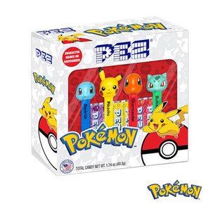 Pokemon PEZ Gift Set - Sweets and Geeks
