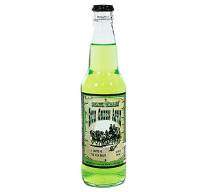 DEATH VALLEY SOUR GREEN APPLE SODA - Sweets and Geeks