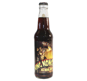 King Kong Cola - Sweets and Geeks