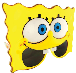 Spongebob Squarepants Sun-Staches® - Sweets and Geeks
