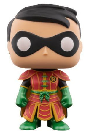 Funko Pop! DC - Robin (Imperial Palace) #377 - Sweets and Geeks