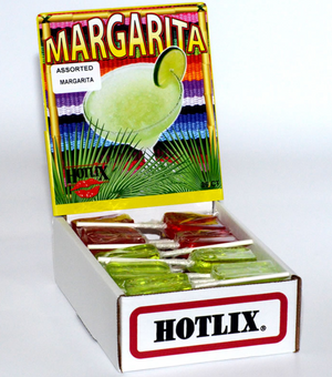 Hotlix: Margarita Assorted Flavors - Sweets and Geeks