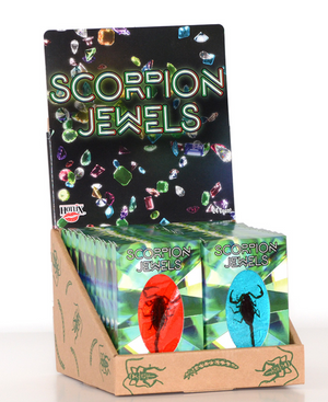 Hotlix:  Scorpion Jewels Assorted Flavors - Sweets and Geeks