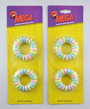 MEGA CANDY BRACELETS - BOX - Sweets and Geeks