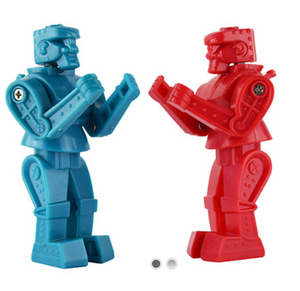 World's Smallest Rock'Em Sock'Em Robots - Sweets and Geeks