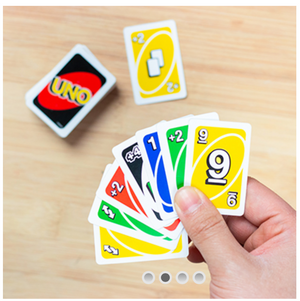 World's Smallest UNO - Sweets and Geeks