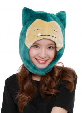 Kigurumi Hat Pokemon Snorlax - Sweets and Geeks