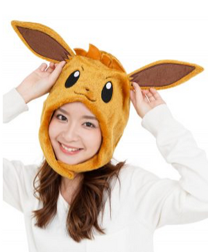 Kigurumi Hat Pokemon Eevee - Sweets and Geeks