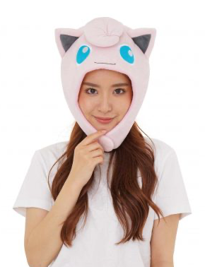 Kigurumi Hat Pokemon Jugglypuff - Sweets and Geeks