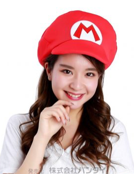Kigurumi Hat Nintendo Mario - Sweets and Geeks