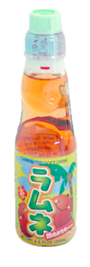 AFG Mango Ramune 200ml - Sweets and Geeks