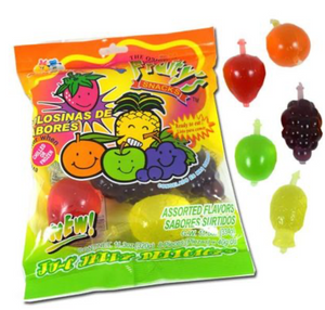 Tik Tok Challenge Jelly Fruit Candy 8 Count bag - Sweets and Geeks