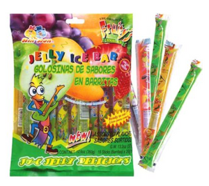 Jelly Ice Bars 18 Count Tik Tok Challenge - Sweets and Geeks