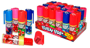 Push Pops Assorted - Sweets and Geeks