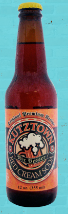 Kutztown Red Cream Soda - Sweets and Geeks