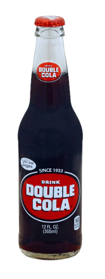 Double Cola Soda - Sweets and Geeks