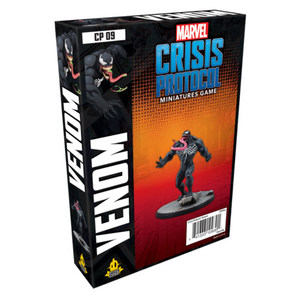 Marvel Crisis Protocol: Venom - Sweets and Geeks